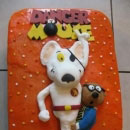 Danger Mouse Birthday Cakes