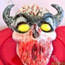 Demons Halloween Cake Ideas