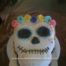 Dia de Los Muertos Birthday Cakes