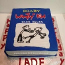 Diary of a Wimpy Kid Birthday Cakes