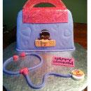 Doc McStuffins Birthday Cakes