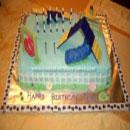 Agility Track Birthday Cakes