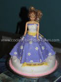Coolest Doll Cake