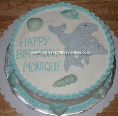 Birthday Cakes Images on Coolest Dolphin Birthday Cake 6