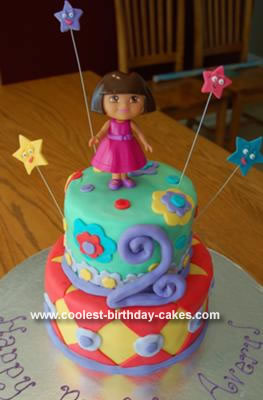 Birthday Cake Pics on Coolest Dora Birthday Cake 81