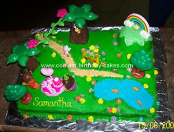first birthday cake Coolest Dora Explorer Birthday Cake