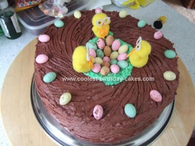 easter cakes. Coolest Easter Egg Cake 11