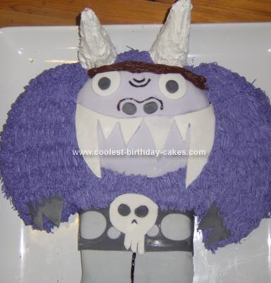 birthday cupcakes cartoon. Coolest Eduardo Birthday Cake