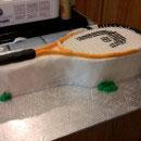 Tennis Birthday Cakes
