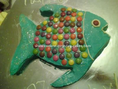 27th Birthday Cake. Coolest Fish Birthday Cake 56