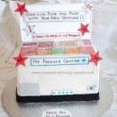 Refrigerator/Freezer Birthday Cakes