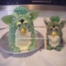 Furby Birthday Cakes