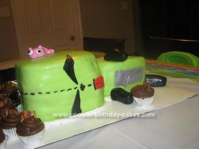 Homemade Gir Cake