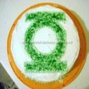 Green Lantern Birthday Cakes