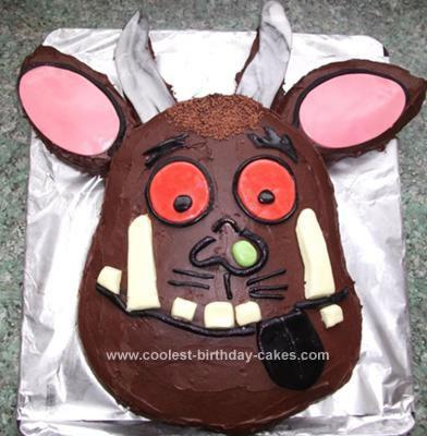 Gruffalo Cakes 1