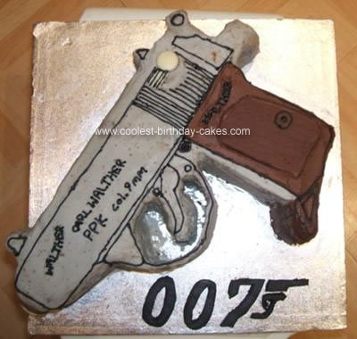 Second Amendment Cakes