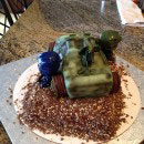 Halo Birthday Cakes