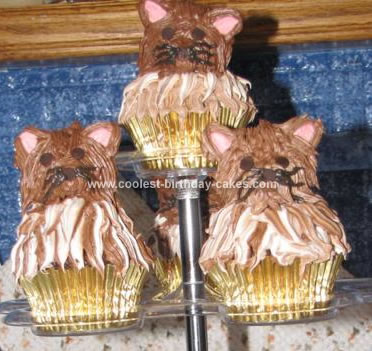 Coolest Homemade Hamster Cupcakes