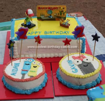 Handy manny party decorations for Handy manny decorations