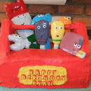Handy Manny Birthday Cakes