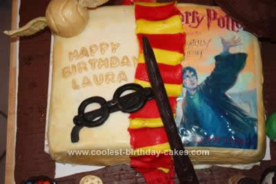 Harry Potter Cakes 3