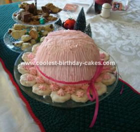 Tea Party Hat Cake