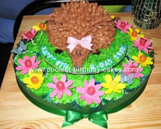 Coolest Hedgehog Cake 5