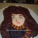 Hermione Birthday Cakes