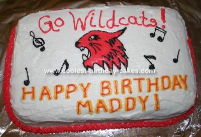 Birthday Cakes Longmont
