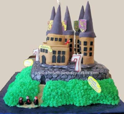 Harry Potter Lego Birthday Party Ideas
