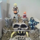 Masters of the Universe Birthday Cakes