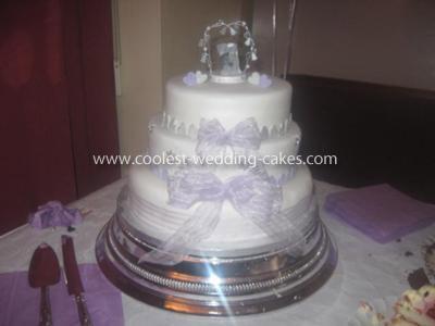 To Me To You Bear Wedding Cake