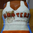 Hooters Birthday Cakes