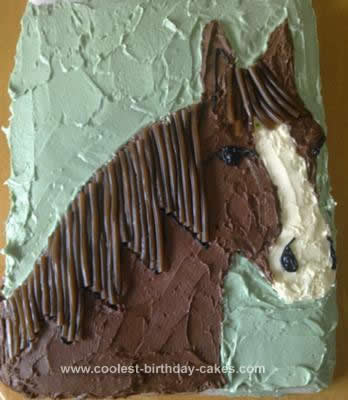 Horse Cakes 10