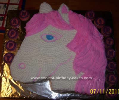Coolest Birthday Cakes on Coolest Horse Cake Design 79