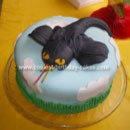 How to Train Your Dragon Birthday Cakes