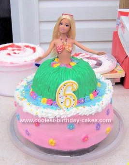 Girl Birthday Cakes on Coolest Hula Girl Birthday Cake 15