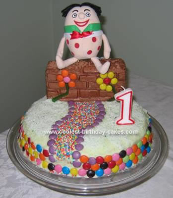 Humpty Dumpty Cake Women S Weekly