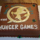 Hunger Games Birthday Cakes
