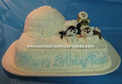 Birthday Cake Recipes on Coolest Igloo Cake 12