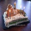 Jabba the Hutt Birthday Cakes