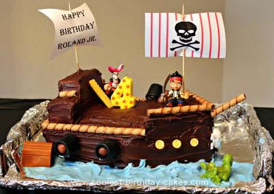Birthday Cakes Walmart On The Neverland Pirates Cake Www Birthrightearth Org