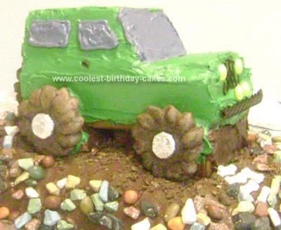 Jeep Shaped Birthday Cake Image Inspiration of Cake and Birthday