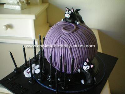 Kittens Cake