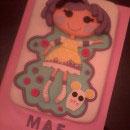 LaLaLoopsy Birthday Cakes