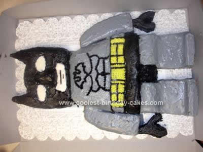 Batman Birthday Cake on Lego Batman Birthday Cake Make Lego Batman Cake Lego Batman Cake