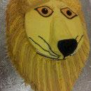 Lion Birthday Cakes