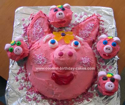 Birthday Cake Ideas and
