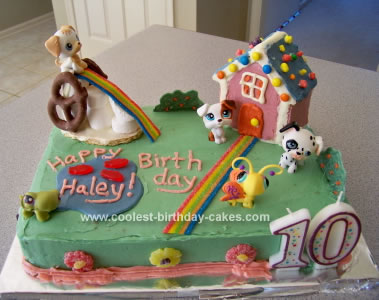 Birthday Cakes For Dogs In Massachusetts ~ Little pets birthday cake art cakes pet shop and birthday cakes