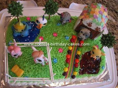 Littlest Pet Shop Toys House Littlest Pet Shop Birthday